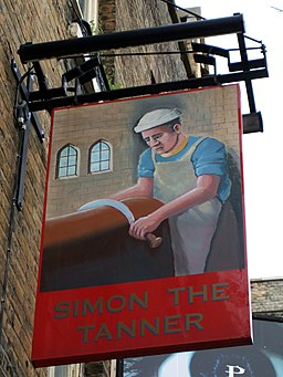 Simon the Tanner, Bermondsey, SE1 (3248008609)