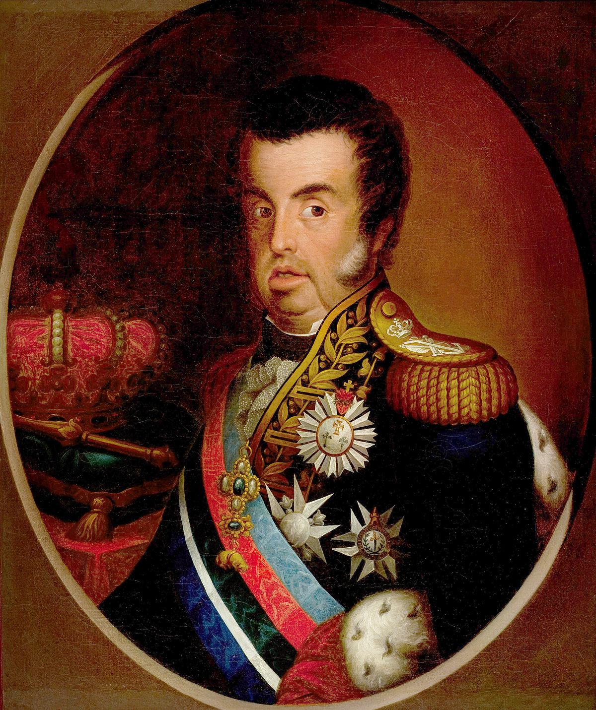 Juan VI de Portugal - Wikipedia 8ec338e9c85