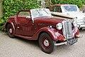 Singer 9 Roadster (1948) (15476908230).jpg