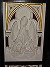 sint martinuskerk katwijk (cuijk) relief pelikaan met jongen