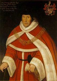 Edward Montagu (judge) British judge (1485-1557)