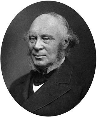 Sir John Fowler, 1st Baronet - Image: Sir John Fowler