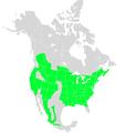 Sitta carolinensis map.png