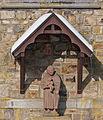 Skulptur vor St. Eligius Kirche, Büllingen-6743.jpg
