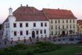 Slavkov u Brna, town hall.jpg