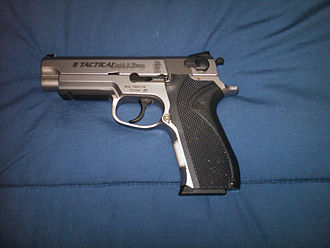 Smith & Wesson Model 5906 - Image: Smith & Wesson 5906TSW