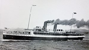 SS Snaefell (1906) - Image: Snaefell (as SS Viper)