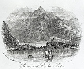 Snowdon & Llanberis Lake