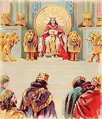 Solomon's Wealth and Wisdom