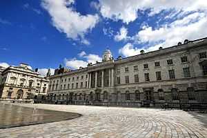 The Dickson Poon School of Law - Image: Somerset House East Wing