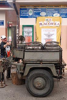 Kuchnia Polowa Wikipedia Wolna Encyklopedia