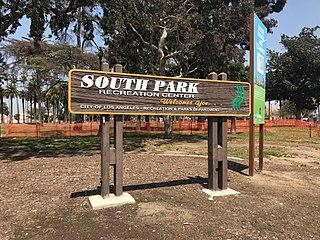 South Park, Los Angeles Neighborhood of Los Angeles
