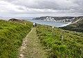 South West Coast Path, Gad Cliff - geograph.org.uk - 1521819.jpg