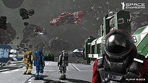 space engineers wikipedia