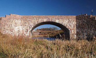 Split Rock Creek State Park - Minnesota Masonry-Arch Highway Bridge