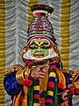 Sreerama in Seeta Swayamvar Kadhakali Art form.jpg