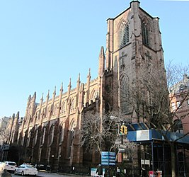 St. Ann's and the Holy Trinity Church Brooklyn