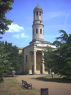 St Anne's Church, Wandsworth
