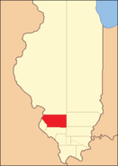 St. Clair County Illinois 1816