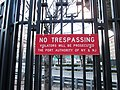St. John's Park no trespassing sign.jpg