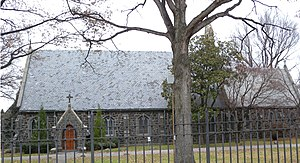 Castleton, Staten Island - Saint Mary's Episcopal Church on Castleton Avenue