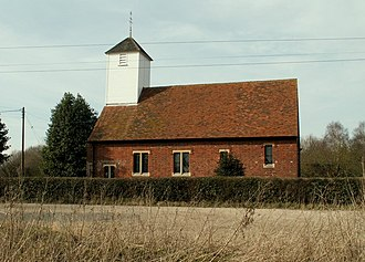 Layer Breton - Image: St. Mary's church, Layer Breton, Essex geograph.org.uk 136659