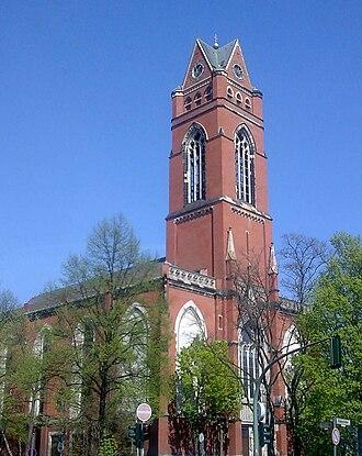 St. Matthias, Berlin - Image: St. Matthias (Berlin)