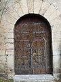 St. Miquel de Setcases - porta.JPG