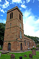 St. Nicholas' church, Burton - geograph.org.uk - 50899.jpg