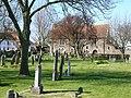 St. Thomas the Martyr churchyard. Winchelsea. - geograph.org.uk - 429284.jpg