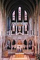 St Augustine's Church, Kilburn Park Road, London NW6 - East end - geograph.org.uk - 995862.jpg