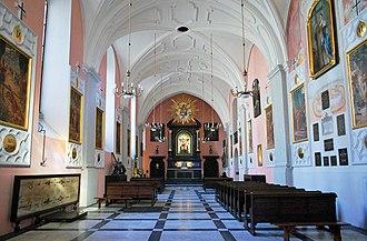 Church of St. Francis of Assisi, Kraków - Image: St Francis of Assisi Church, Passion of Christ Chapel , 2 Franciszkanska street, Old Town, Krakow, Poland