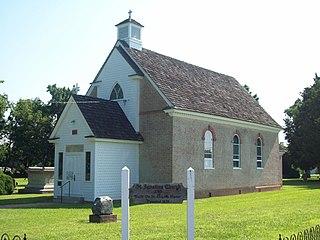 St. Ignatius Roman Catholic Church (St. Inigoes, Maryland) United States historic place