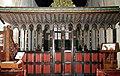St Mary, Charlton on Otmoor, Oxon - Screen - geograph.org.uk - 1633279.jpg