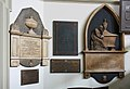 St Marylebone, Marylebone Road, W1 - Wall monuments - geograph.org.uk - 1850963.jpg
