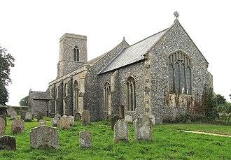 Swanton Abbott - St Michael, Swanton Abbot