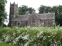 St Peter and St James church, Halwill - geograph.org.uk - 468995.jpg