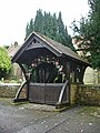 St Peters Church, Scorton, Lychgate - geograph.org.uk - 951555.jpg