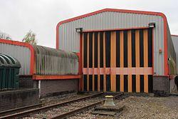 St Philip's Marsh - wheel lathe shed.JPG