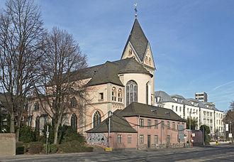 St. Maria Lyskirchen, Cologne - St. Maria Lyskirchen