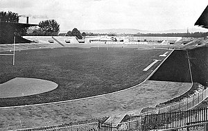 1938 European Athletics Championships - The host stadium in Paris