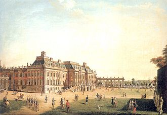 City Palace, Potsdam - Image: Stadtschloss Potsdam Gemälde