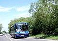 Stagecoach bus near Pevensey - geograph.org.uk - 2564861.jpg