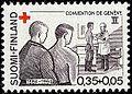 Stamp 1964 - Geneve convention - Prisoners of War.jpg