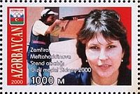 Stamps of Azerbaijan, 2001-585.jpg