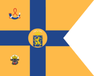 Standard of Juliana of the Netherlans as Princess