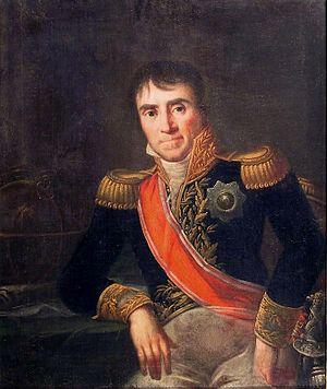 Józef Brodowski the Elder - Portrait of Stanisław Wodzicki, politician and poet,  1817