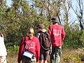 Starr-091222-0865-Tamarix aphylla-habit with Stephanie Marie and Jamie-K1-Kahoolawe (24625103719).jpg