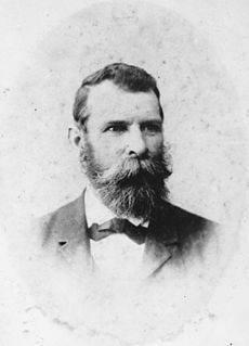 Samuel Grimes politician
