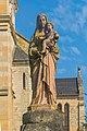 Statue near the Church of Cornusson.jpg